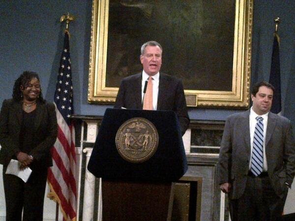 De Blasio Appoints Stacey Cumberbatch and Jon Paul Lupo to Growing Administration
