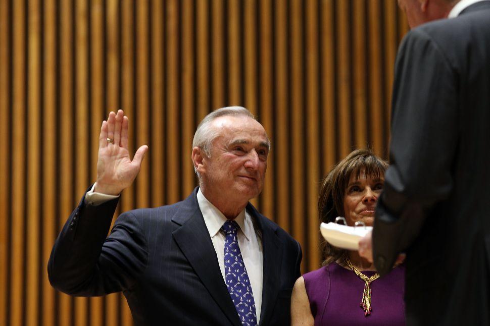 Bratton: No Evidence of Terrorist Threat Against New York