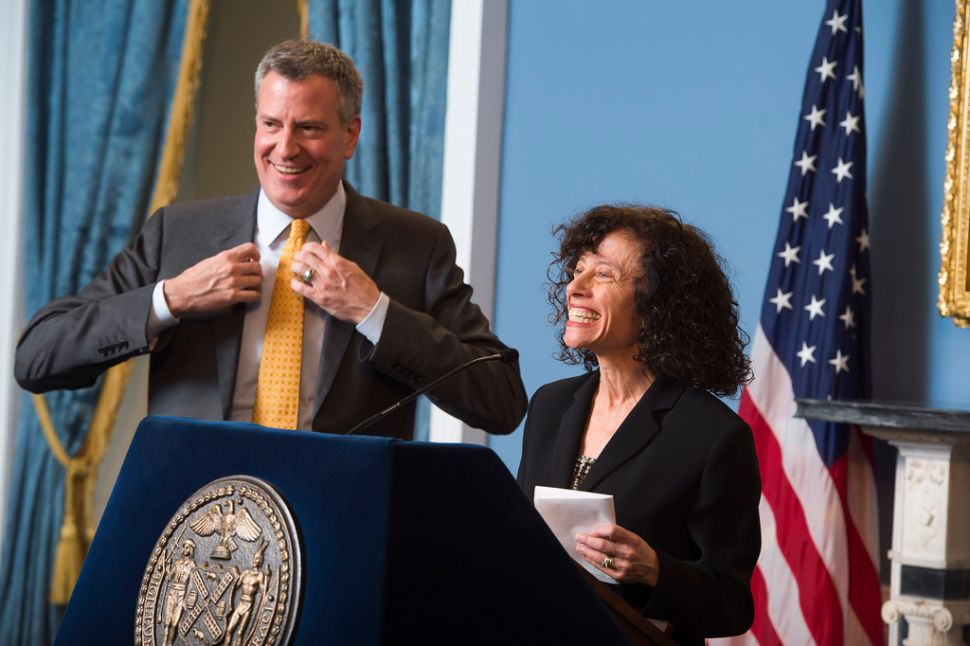 Bill de Blasio Transition Donors Include Many With Interests Before City