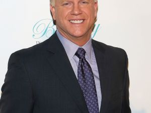 Boomer Esiason, before the roast. (Photo via Getty Images)