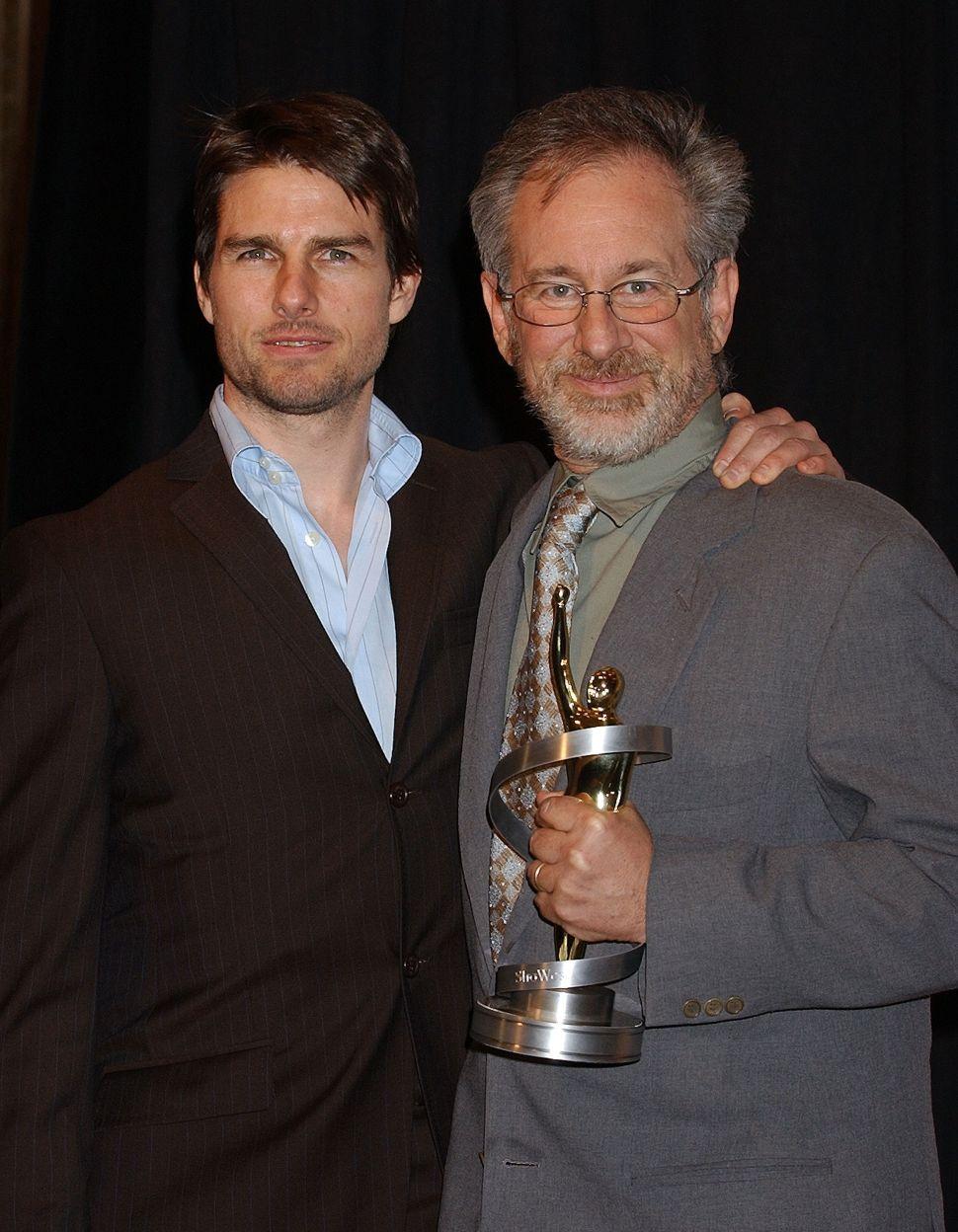 Rabbi Shmuley: When Scientology Tried to Recruit Steven Spielberg