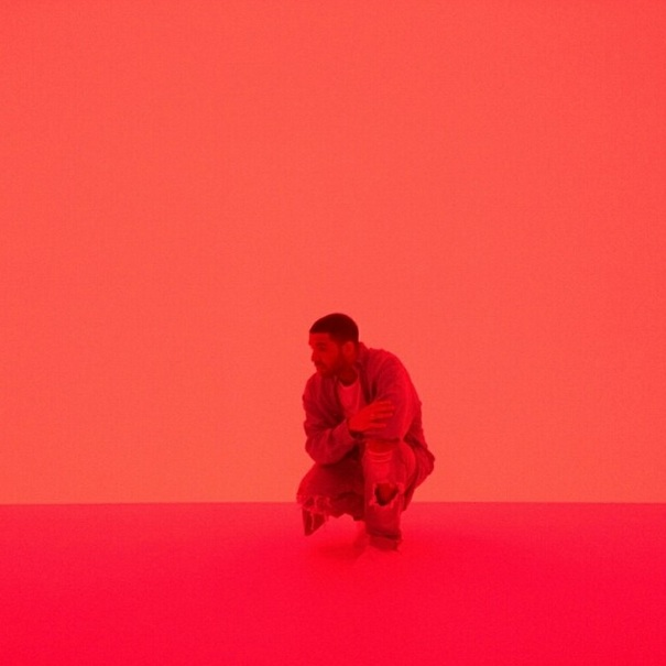 Drake Visited the James Turrell Show at LACMA