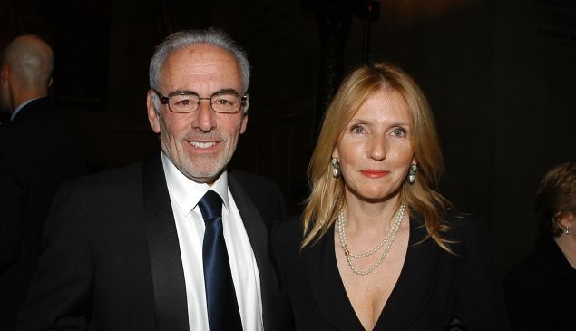 Lee and Linda Eisenberg (Patrick McMullan)