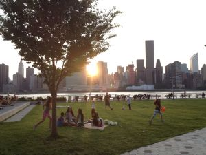 Gantry State Park. (Courtesy LIC Partnership.)