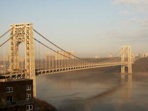 George Washington Bridge. (Photo: Flickr/mgreene)