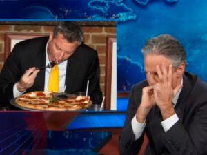 Bill DeBlazio shames Jon Stewart (Comedy Central)