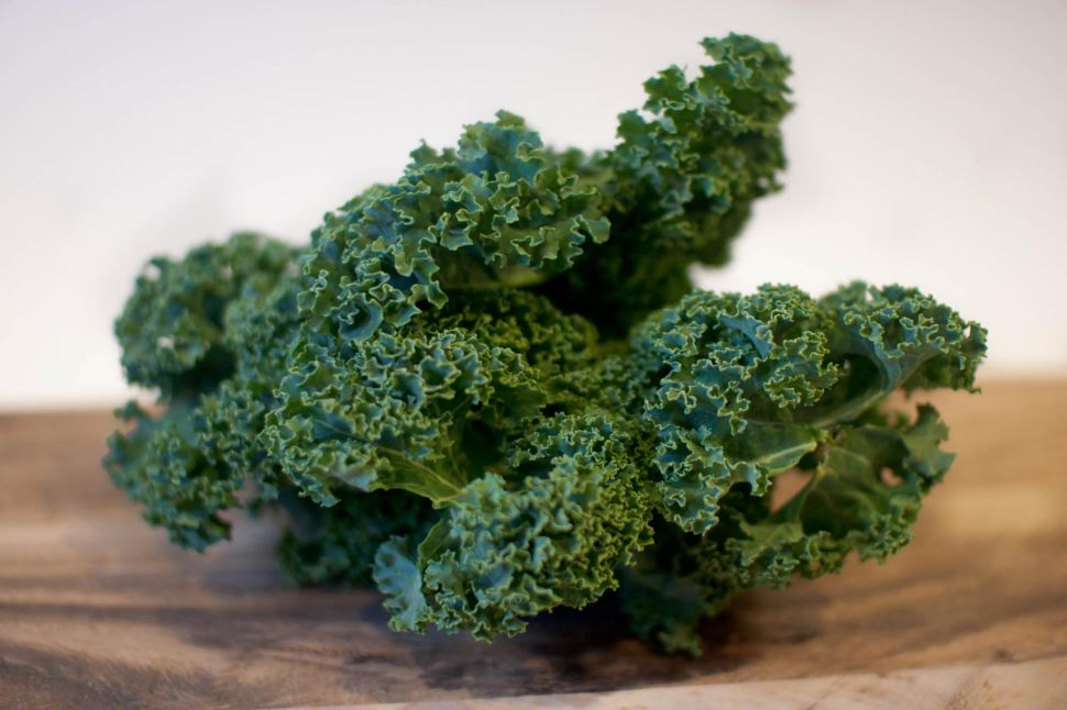 What the Kale? Super Bowl Menu to Feature Almighty Leafy Green