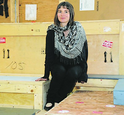 The Siren Song of Liz Glynn: The Artist on Shipwrecks, Pirates and Sending a Performer to Staten Island