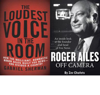 Dueling Ailes Bios and the <em>New York Times</em> Bestseller List