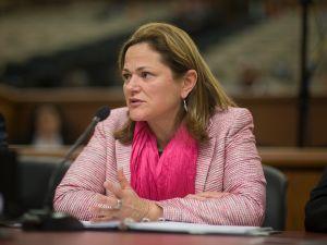 Speaker Melissa Mark-Viverito. (Photo: William Alatriste/NYC Council)