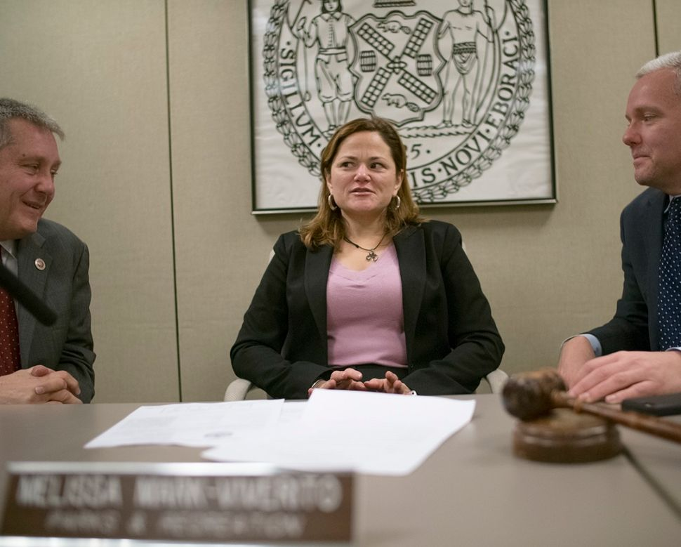 Mark-Viverito Coalition Meets to Solidify Bloc Before Vote