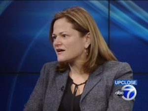 Council Speaker Melissa Mark-Viverito on Up Close with Diana Williams.