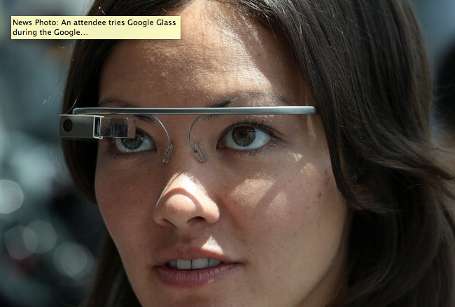 Here's Why Brits Are Saying Poo Poo to Google Glass