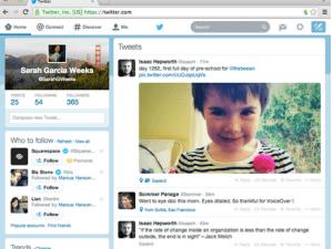 New, new Twitter. (Photo: Twitter)