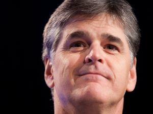 Sean Hannity. (Photo: Brendan Hoffman/Getty)