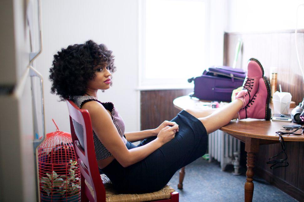 Tanisha Long and the Cast of MTV's <i>Girl Code</i> Recast the TV Comedy