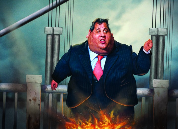 Big Boy at the Brink: Chris Christie and the Discipline of Fear