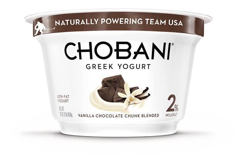 No One Wants Those 5,000 Cups of Leftover Olympic Chobani Yogurt