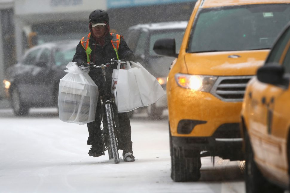 Hot Tip: Think Twice Before Skimping on the Delivery Guy Today