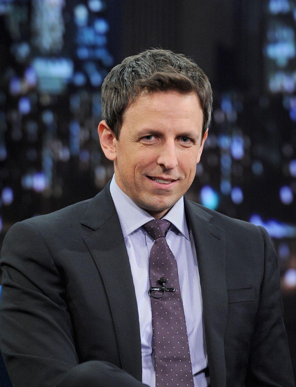 Seth Meyers Talks <em>Late Night</em>, Diversity and <em>True Detective Parodies</em>