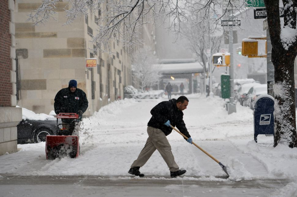 Con Ed Asks Upper Manhattanites Not to Do Any Chores This Weekend