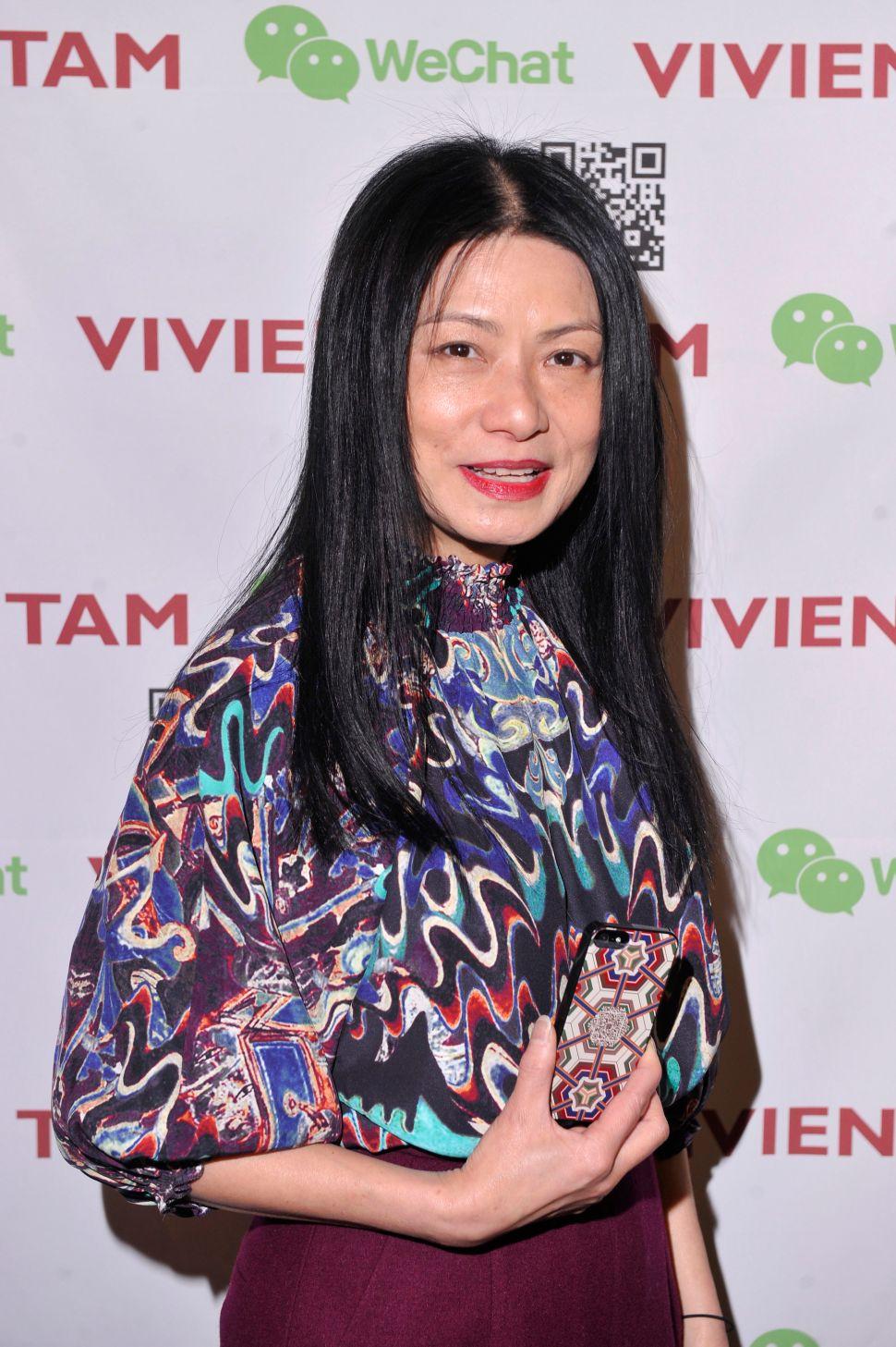 East Meets Tech: Vivienne Tam Joins Forces With WeChat App