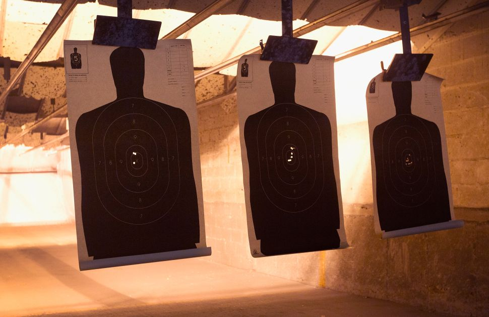 Google Investor Offers Cash Prize For 'The iPhone of Guns'