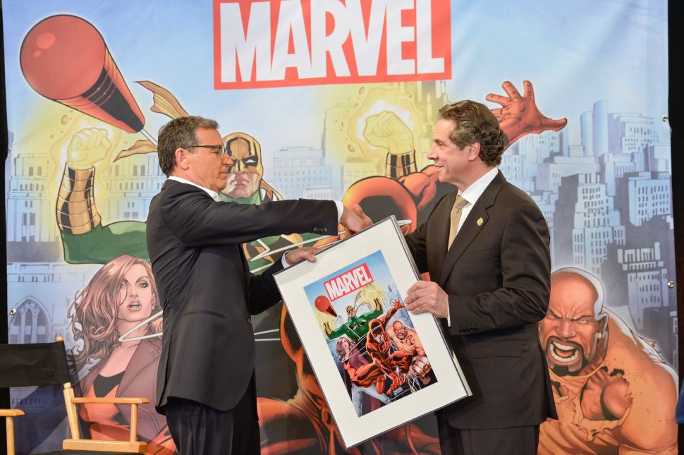 'Boy From Queens Goes to Albany': Gov. Cuomo Ready for His Own Superhero