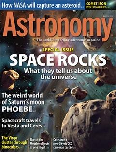 A Media Galaxy Far, Far Away: <em>Astronomy</em> Lands In New York
