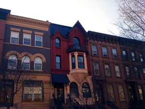 Bed-Stuy brownstones: no longer for the middle class (AdomAtom, flickr)