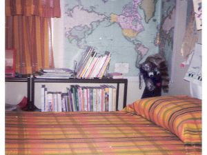 Change your bedspread, change everything! (not_on_display, flickr)