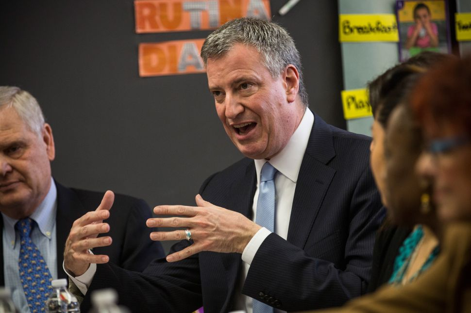 De Blasio to Push Municipal ID Card in State of the City Speech