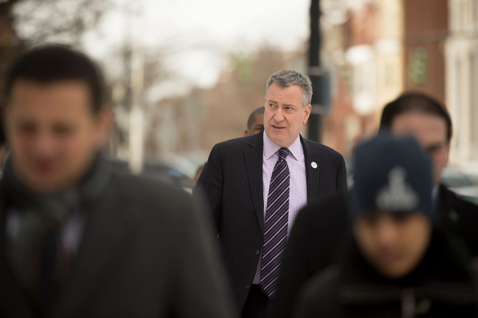 Poll: New Yorkers Mixed on de Blasio