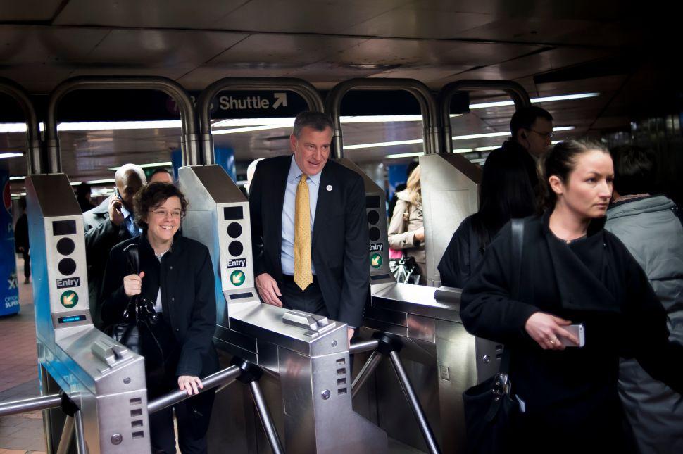 'Pitiful': Bill de Blasio Blasts Transit Workers Union Over Attack Ad