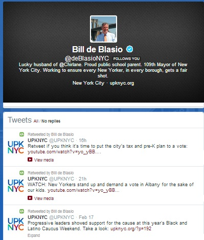 Bill de Blasio's Old Campaign Operations Live On, in One Form or Another