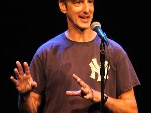 Andy Borowitz. (Photo via Getty Images)