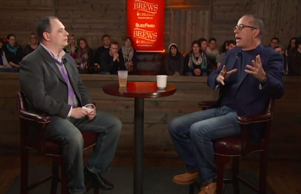 <em>Seinfeld</em>-Schisms: Jerry's Tried-And-True Methods of Ball-Busting Divert Buzzfeed Interview