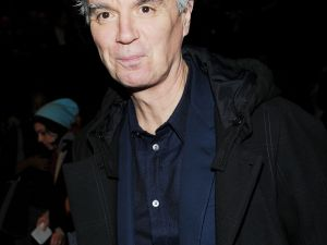 David Byrne. (Photo via Getty Images)