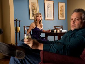 Kyra Sedgwick and Vincent D'Onofrio star in Chlorine.