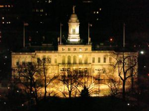 City Hall. (Photo: Wikimedia)