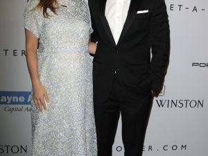 Drew Barrymore and Will Kopelman (Patrick McMullan)