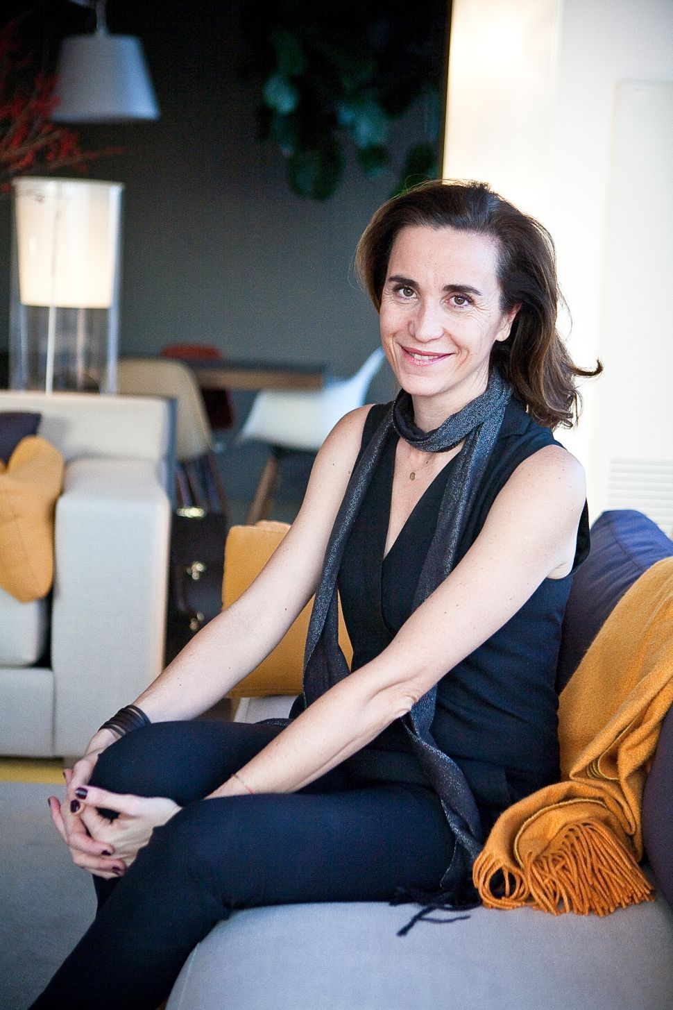 At Home With Caudalie Founder Mathilde Thomas