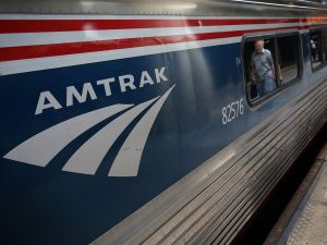 Delays will be inevitable as Amtrak attempts to conduct years' worth of repairs into one summer. (Photo by Alex Wong/Getty Images)