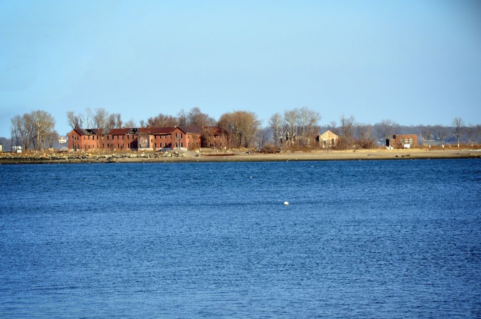 An Open Hart Island: Off the Coast of the Bronx Lie 850,000 Lost Souls—the City Council Hopes to Pay Its Respects