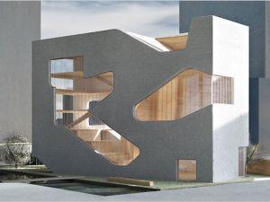 The aluminum facade has been deemed too expensive.