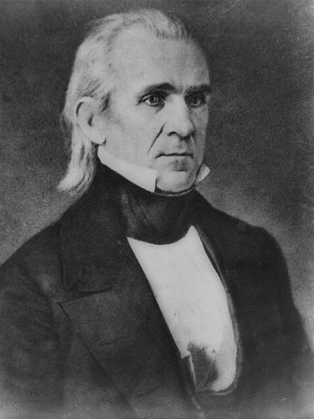 On Washington's <em>Real</em> Birthday, Remembering James K. Polk