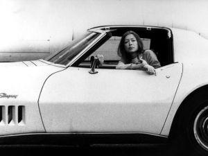 Joan Didion, 1970 (Getty)
