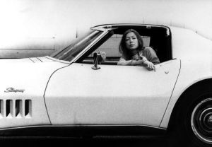 Joan Didion, 1970 (Getty)