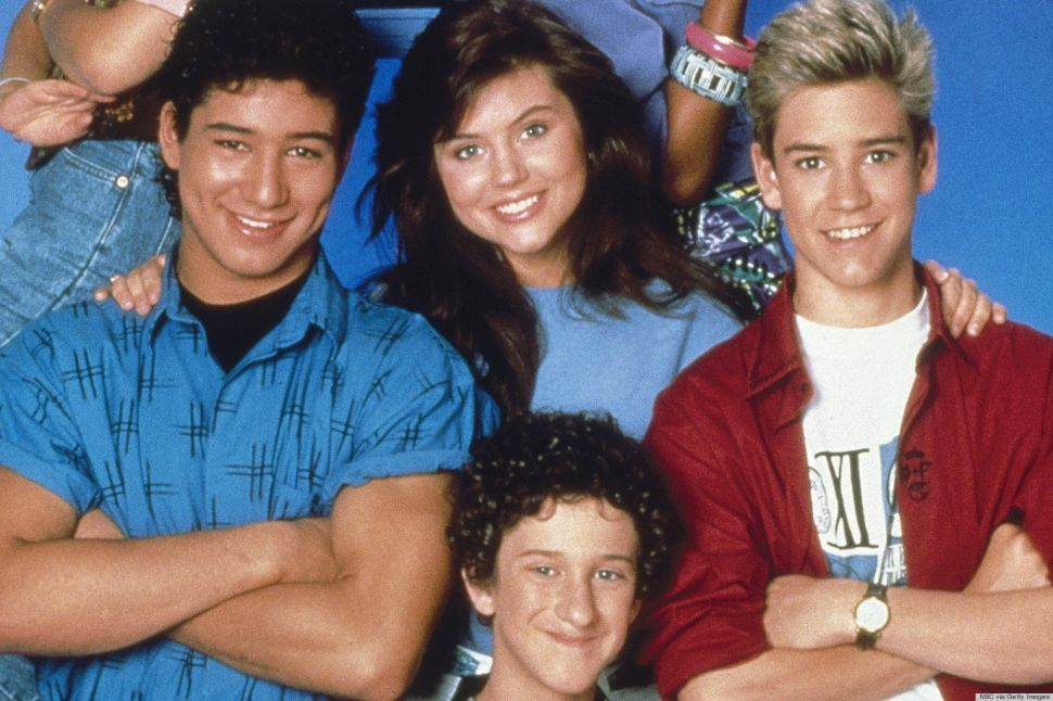 It's Not Alright: Lifetime Planning 'Saved by the Bell' Biopic
