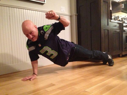 Patrick Stewart Watching the Super Bowl Was Better Than the Super Bowl
